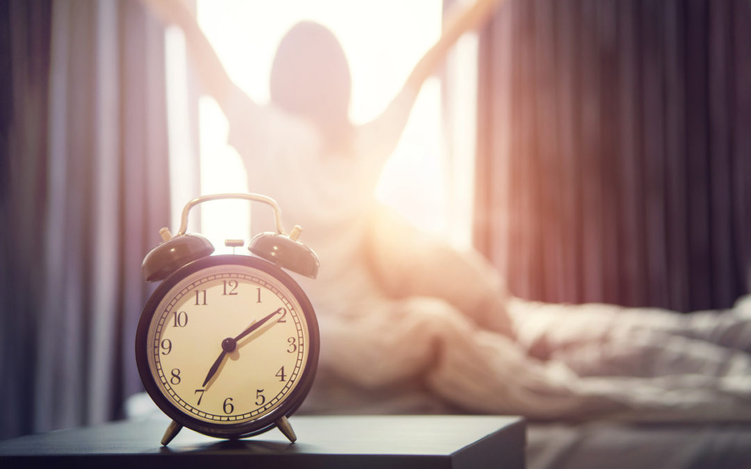 8 Tips to Sleep Better and Wake Up Refreshed